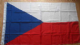 Czech Republic Large Country Flag - 5' x 3'.